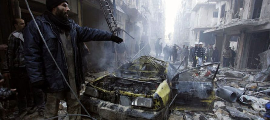 Ataques aéreos en Alepo causan 27 muertes