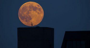 """Este 14 de noviembre se podrá ver la """"superluna"""""""