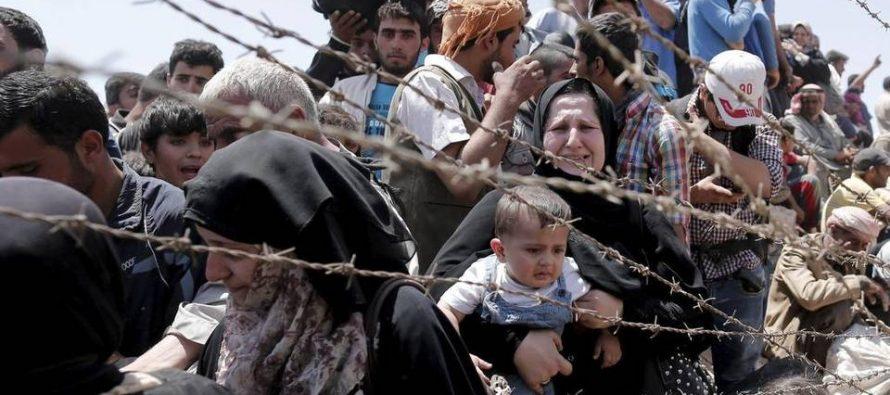 Erdogan amenaza con abrir las fronteras turcas con Europa a los refugiados