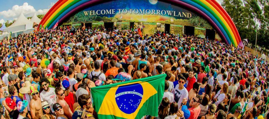 Por crisis brasileña se dejará de hacer la edición 2017 del festival Tomorrowland
