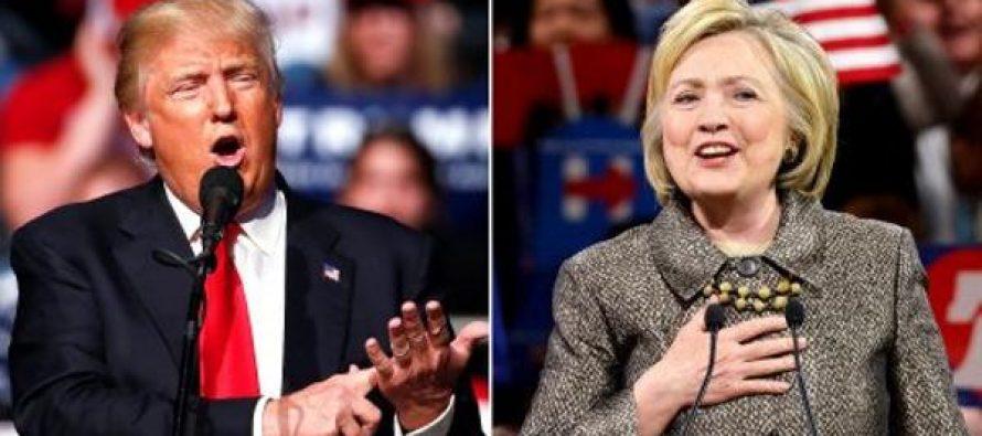 Clinton obtiene ligera ventaja en Florida por voto anticipado