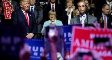 Reino Unido rechaza petición de Trump de hacer embajador a defensor del Brexit