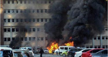 Coche bomba explota en Adana, Turquía, y deja dos muertos y 33 heridos