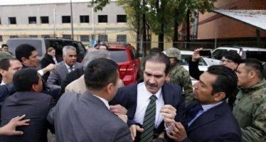 Dictan auto de formal prisión a Guillermo Padrés