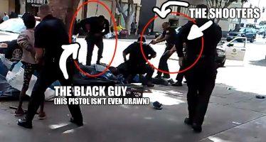 """Policía de Los Ángeles es """"racista y prejuiciosa"""", señalan activistas locales"""