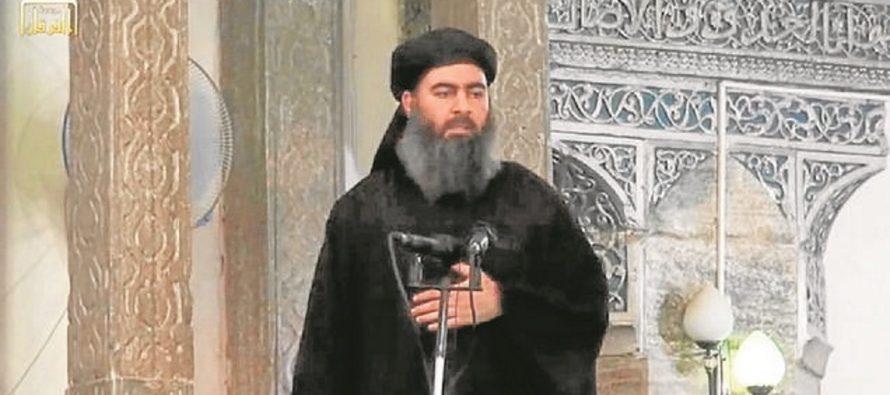 Huye de Mosul el líder del EI, Al Baghdadi