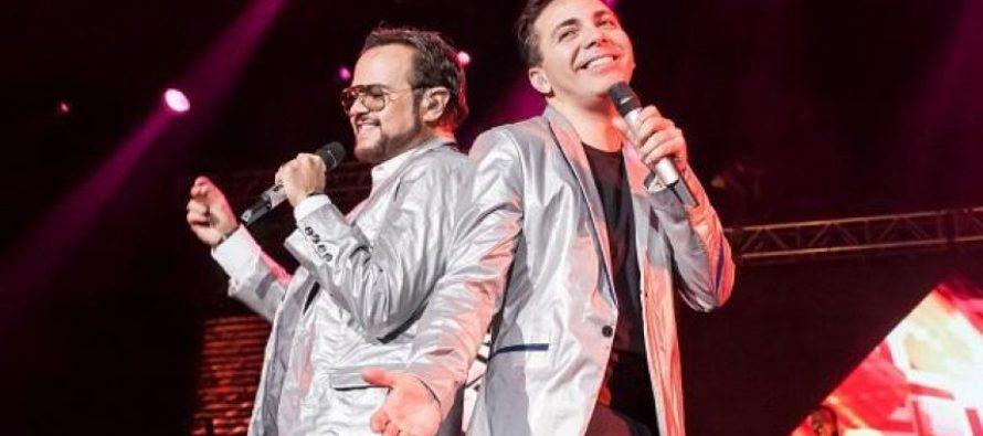 Alex Syntek y Cristian Castro piensan presentarse con un concierto sinfónico