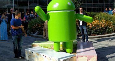 Android es el líder de sistemas operativos para smartphones en el mundo