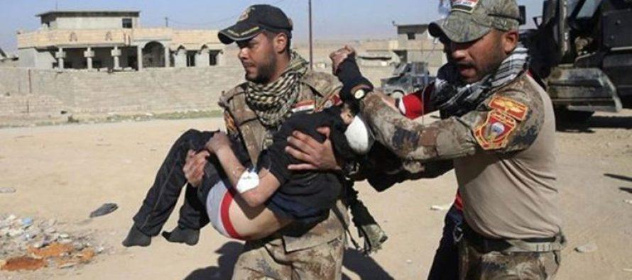 Explosión de coche bomba deja al menos 75 muertos al sur de Bagdad