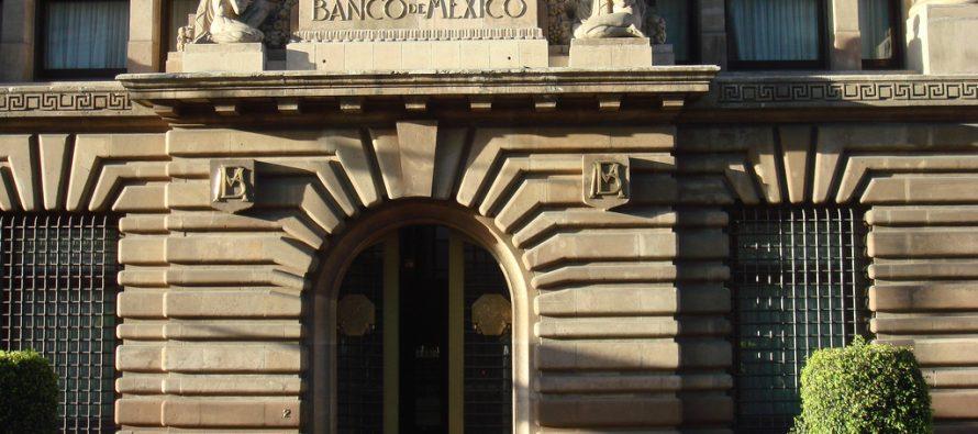 Banamex prevé para mañana incremento en tasa de referencia de Banxico