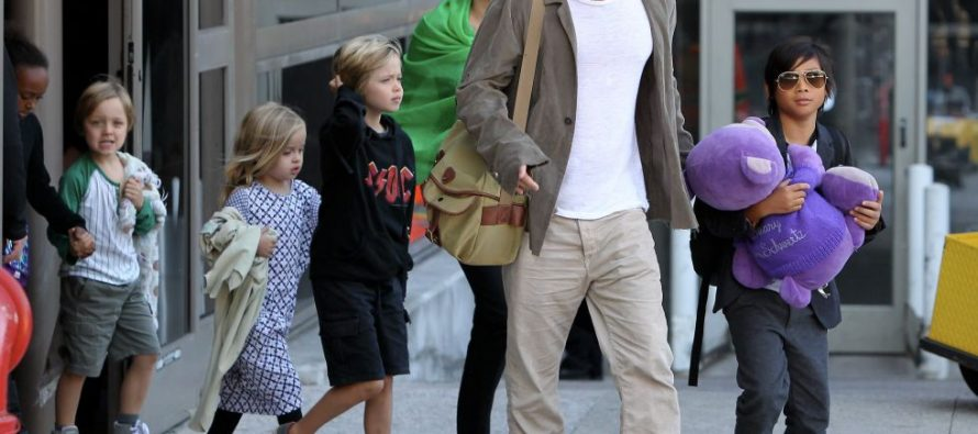Desechan investigación contra Brad Pitt por abuso infantil