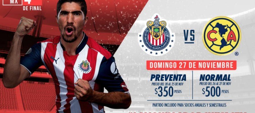 Chivas TV es multada con 5.6 mdp por la Profeco por fallas en su servicio