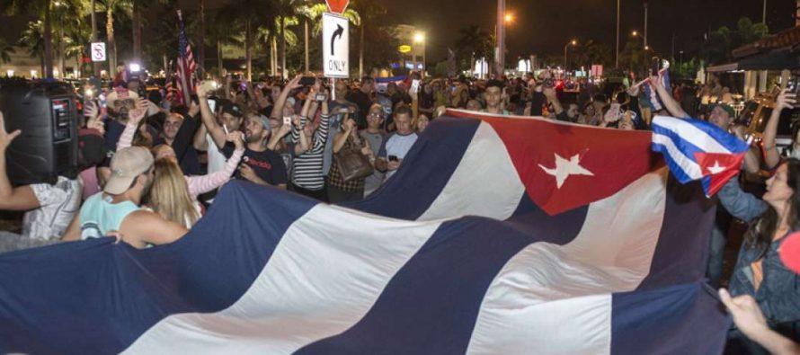 Algunas fechas significativas en la vida pública de Fidel Castro
