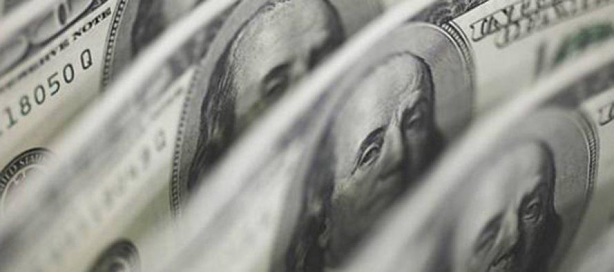 Dólar se llegó a cotizar hasta en 21.24 pesos