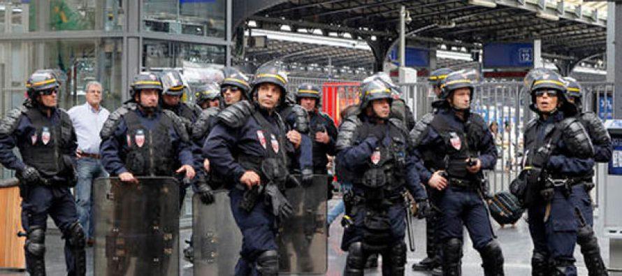 Cuatro presuntos terroristas detenidos en Francia preparaban atentado