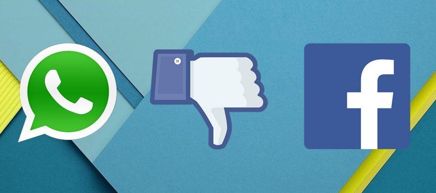 WhatsApp detiene en Europa la transferencia de datos a Facebook