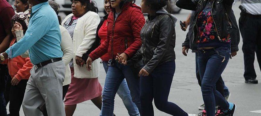 Continuará la onda fría en el Valle de México