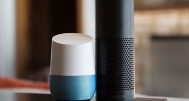 Google Home realmente compite con la bocina Amazon Echo