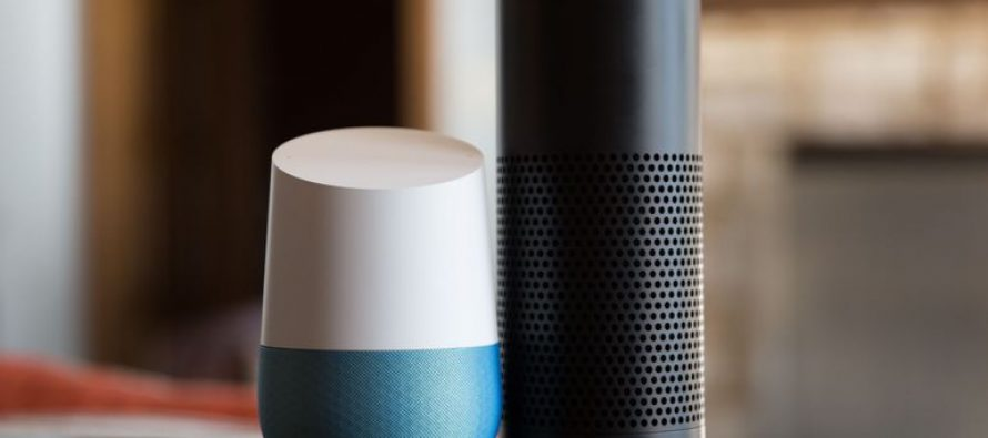 Google Home realmente compite con la bocina Amazon Echo