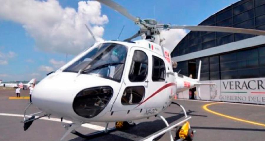 Helicóptero; imagen ilustrativa