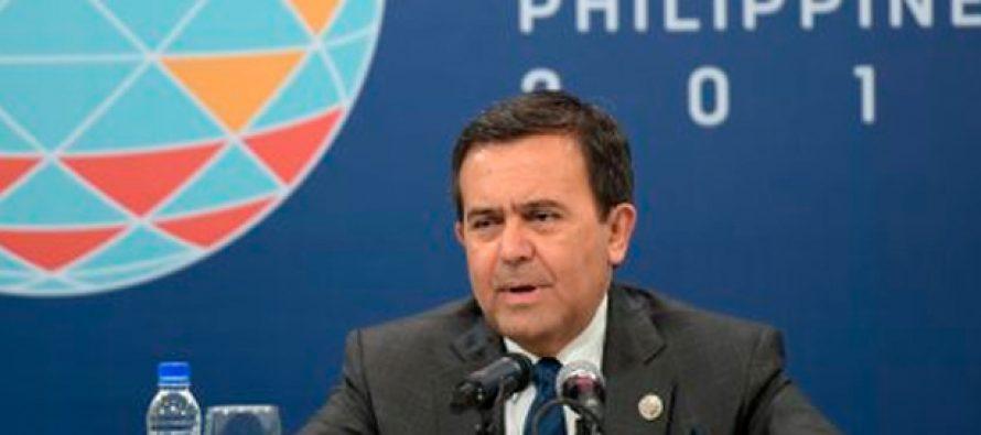 México necesita vincularse con la región Asia-Pacífico: Ildefonso Guajardo