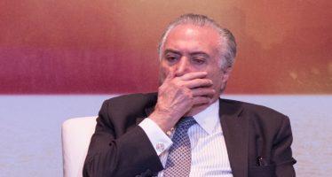 Grabaciones comprometen actuación de Temer y hacen temblar gobierno de Brasil