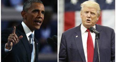 Obama ofrece a Trump una transición pacífica del poder