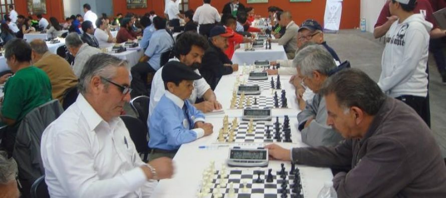 ISSSTE llevó a cabo su Tercer Torneo de Ajedrez para sus derechohabientes
