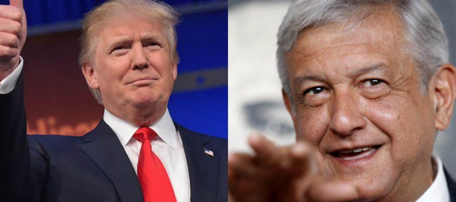 Por efectos de triunfo de Trump, AMLO podría ser el próximo presidente de México