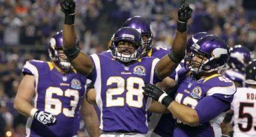 Minnesota sigue líder en el Norte de la Nacional en NFL 2016