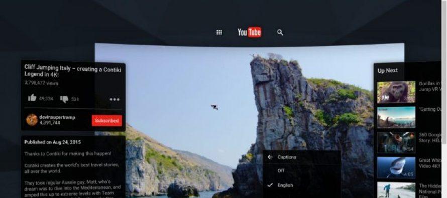 DayDream de Google lanza apps para gafas de realidad virtual