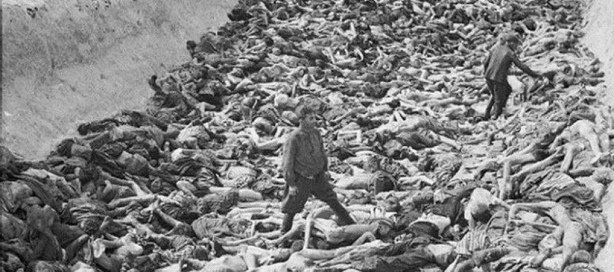En 1942 se acordó el mayor y más terrible genocidio de la HistoriaUna fecha maldita