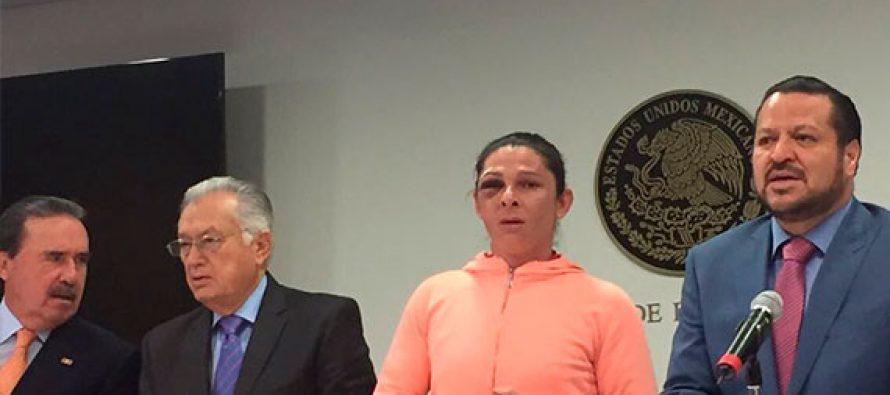 Gabriela Guevara dio detalles de su agresión; pide que le proporcionen video