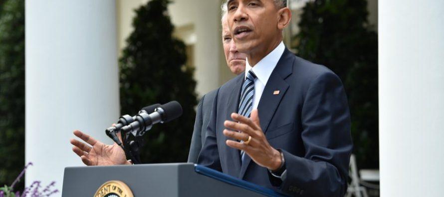 """Obama ordena acciones contra Rusia por su """"injerencia"""" en elecciones de EU"""