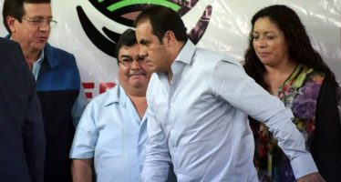 Destituyen a Cuauhtémoc Blanco como alcalde de Cuernavaca
