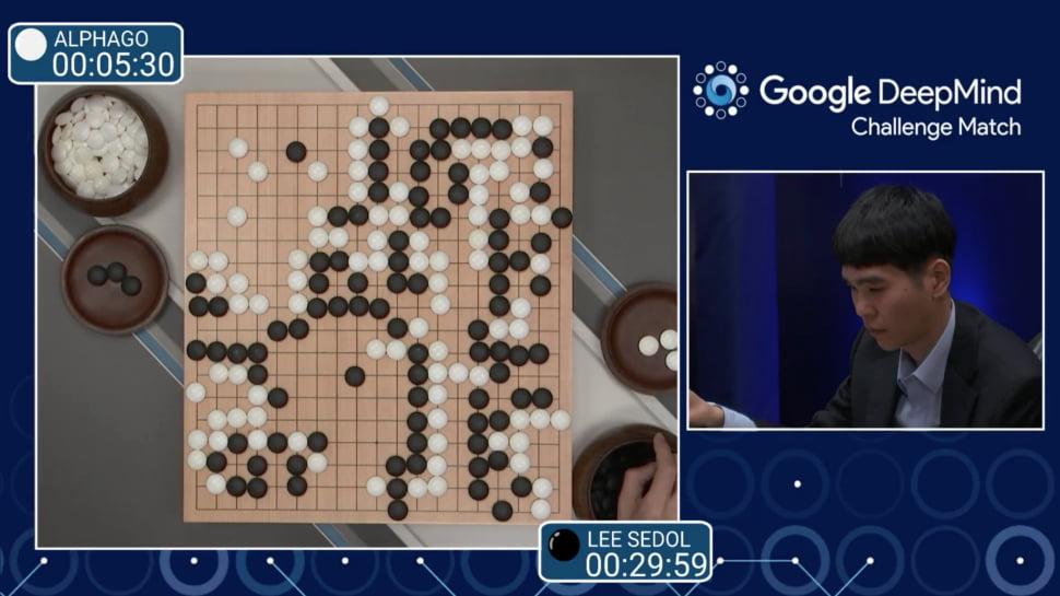 Programa de Deep Mind derrota a la mente humana jugando Go