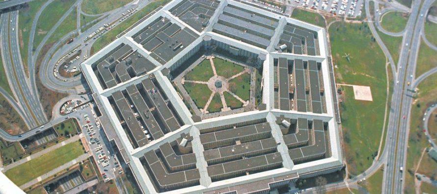 Pentágono oculta informe que revela despilfarro de un cuarto de su presupuesto