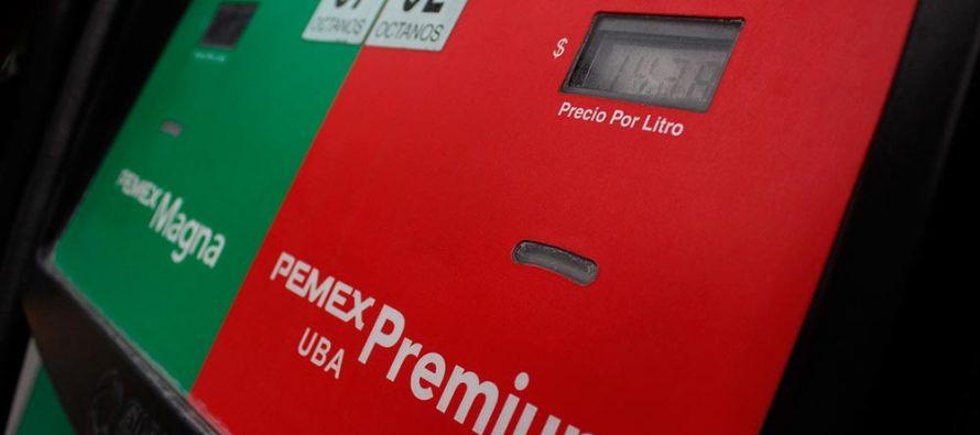 Se normalizará el abasto de gasolina Premium, informa Pemex