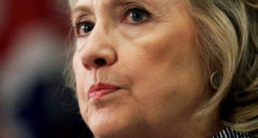 Hillary Clinton culpa al FBI y a Rusia por su derrota en las elecciones