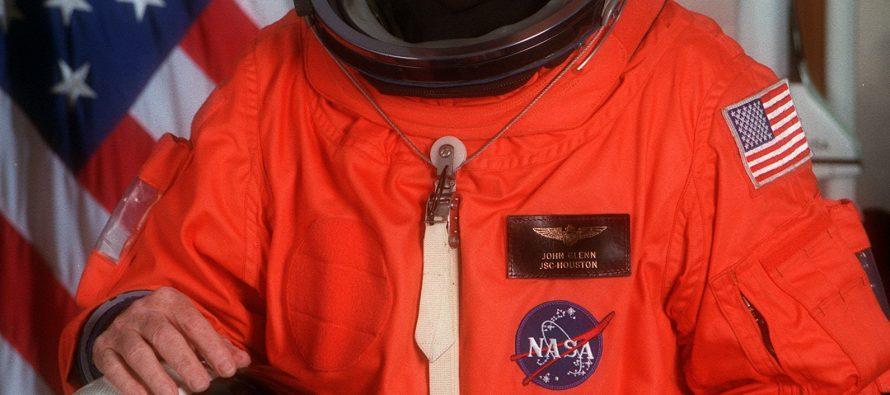 Murió John Glenn, primer astronauta de EU en orbitar la Tierra