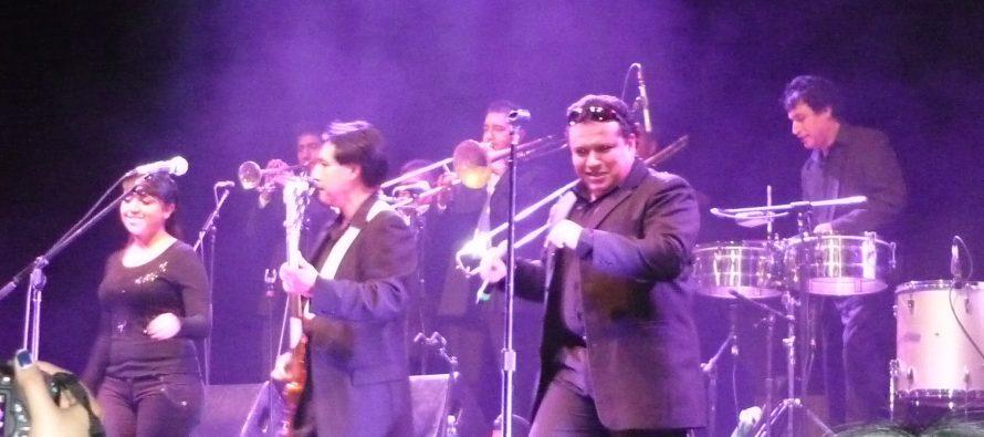 Los Yonic's y Los Ángeles Azules harán concierto de fin de año en el Zócalo