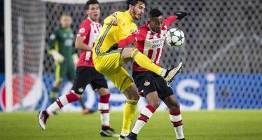 PSV empata a ceros ante Rostov y queda fuera de la Liga de Campeones de Europa