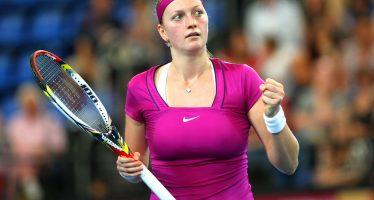 Hieren en la mano a tenista Petra Kvitova tras asaltarla en su casa