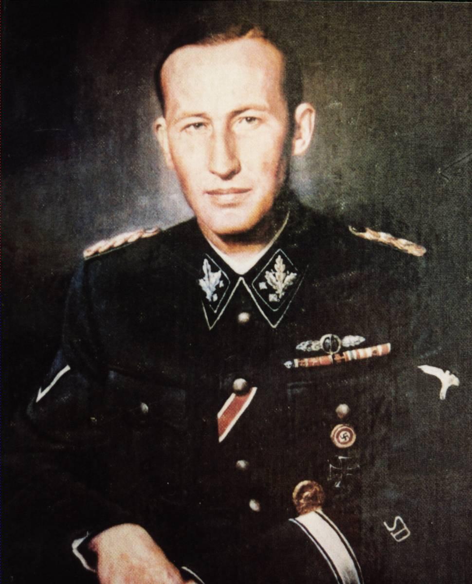 El sanguinario Heydrich