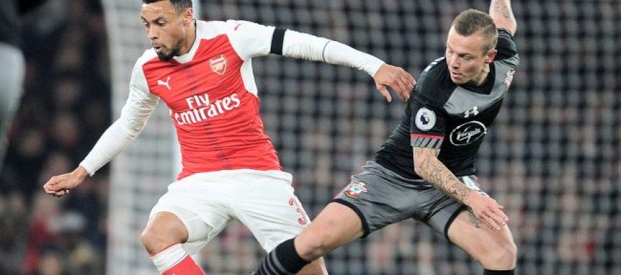 Arsenal es eliminado de la Capital One Cup al caer ante Southampton 2-0