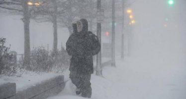 Miles de personas se quedan sin electricidad por nevadas en el noreste de EU