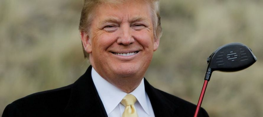 Trump abandona proyecto de construir muro en Irlanda