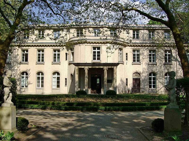 La villa Wannsee