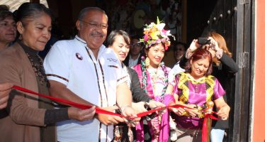 Se reinauguró la Casa de la Cultura de Xochimilco