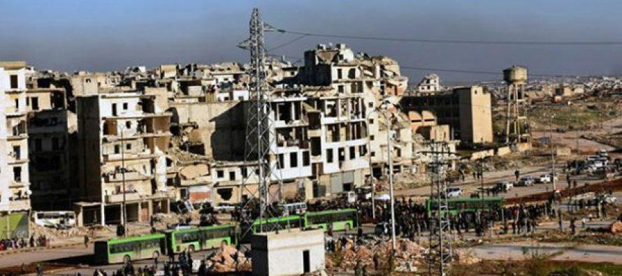 """Ejército sirio declara el """"regreso de la seguridad a la ciudad de Alepo"""""""